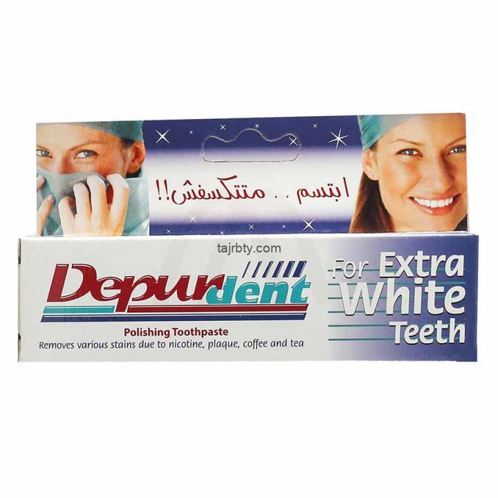 ديبرودنت معجون مبيض أسنان25  ملي
