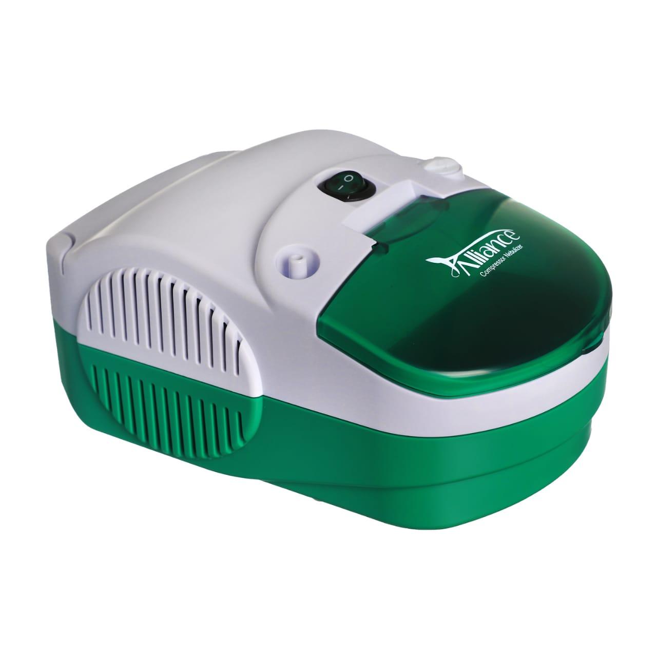 Alliance nebulizer device