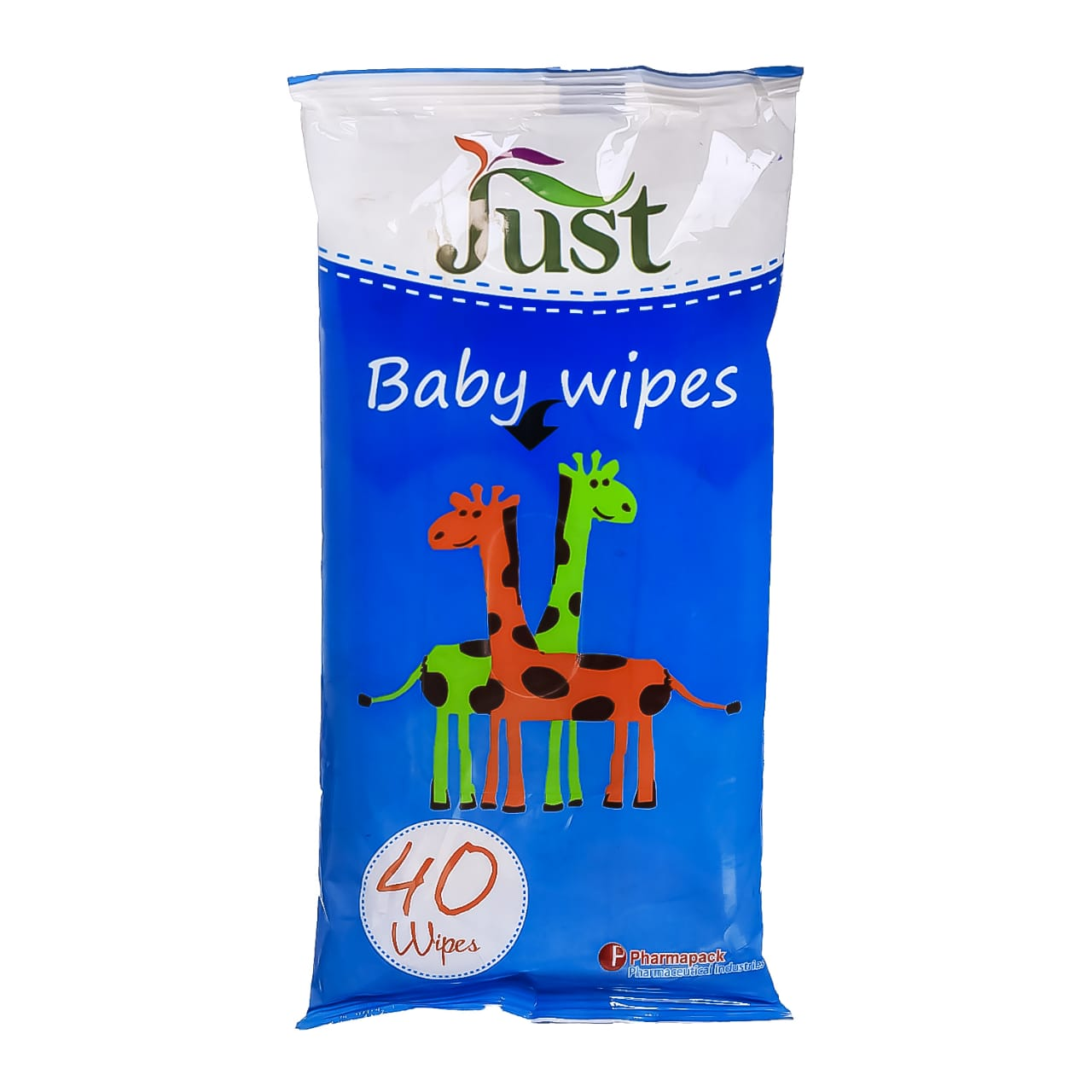 Just wet wipes(40)