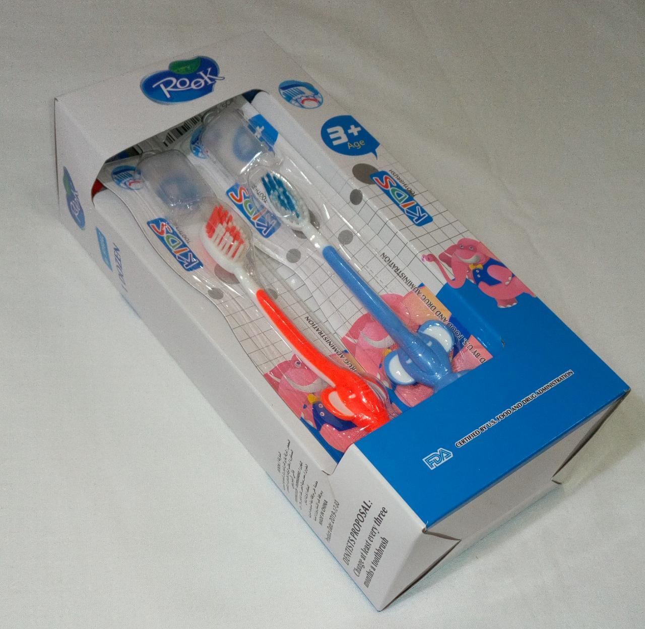Toothbrush RooK kids