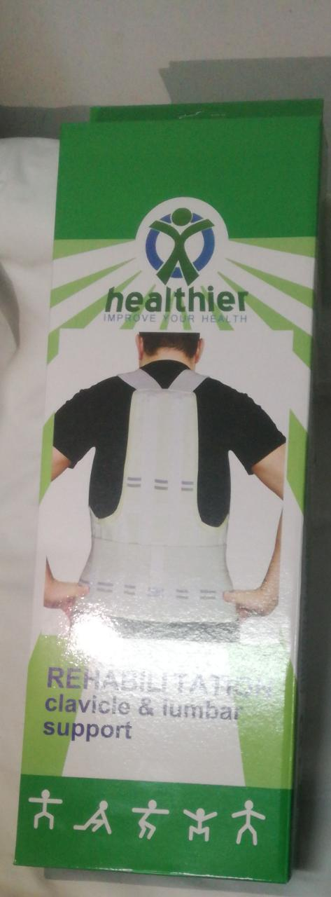 REHABILITATION Clavicle & Lumber Support