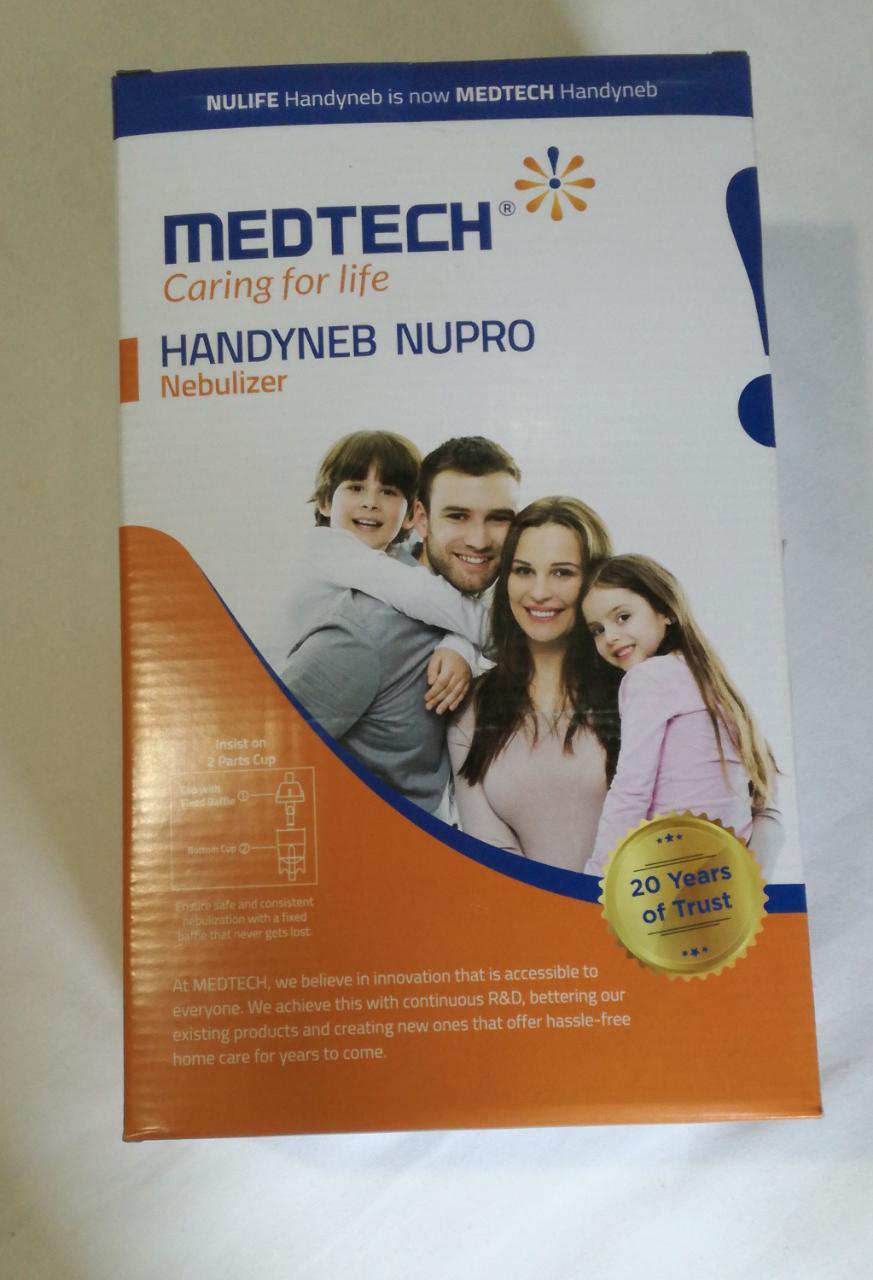 HANDYNEB NUPRO nebulizer (India)