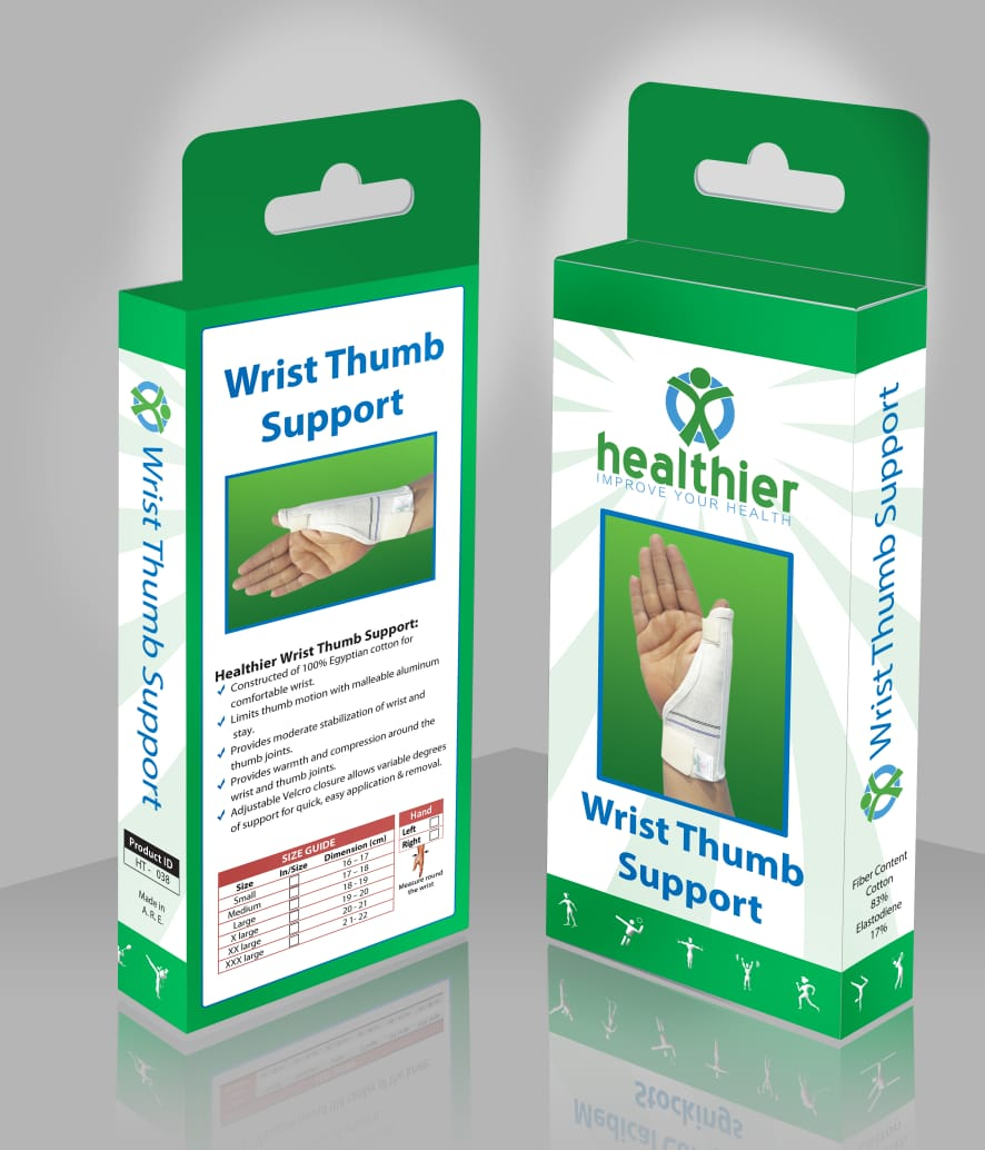 Wrist Thumb Support (L)