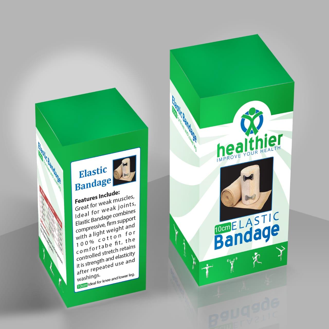 healthier ELASTIC Bandage (8 cm)