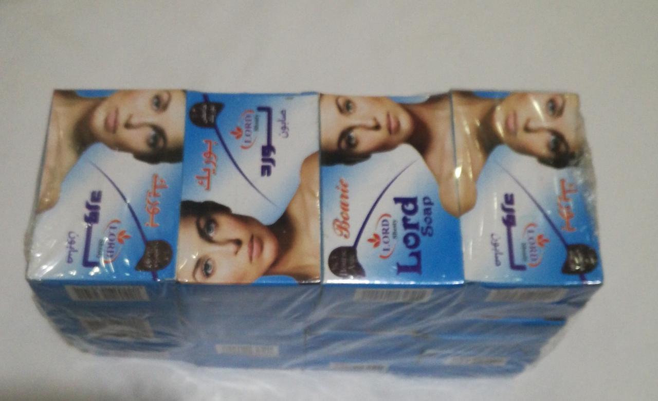 Loard soap Bouric 24 pcs