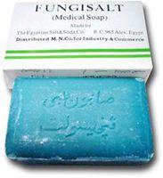 FUNGISALT medical soap