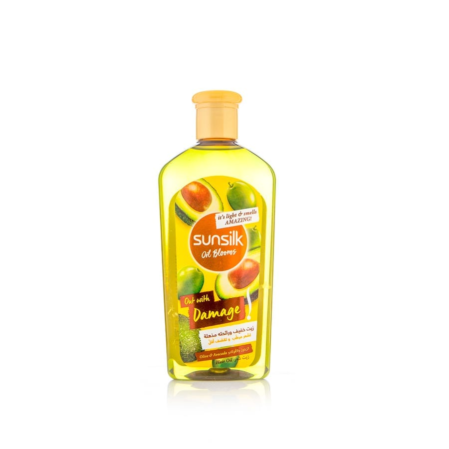Sunsilk Oil Blooms olive & avocado 250ml