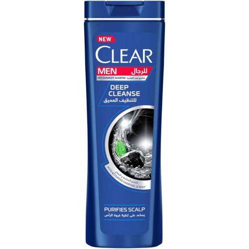 CLEAR shampoo deep cleanse 180 ml