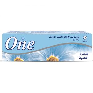 One hair removal cream 90g Normal skin