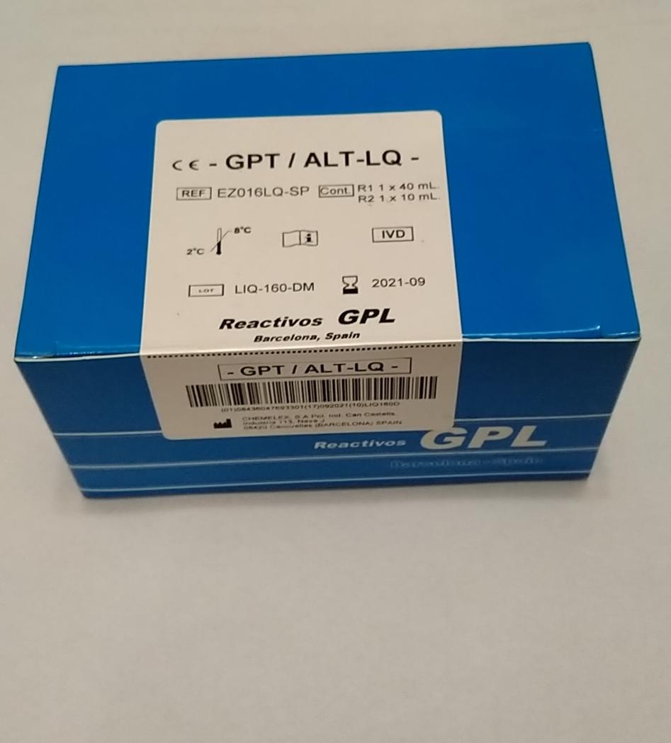 GPL ALT(GPT) 40+10 ml