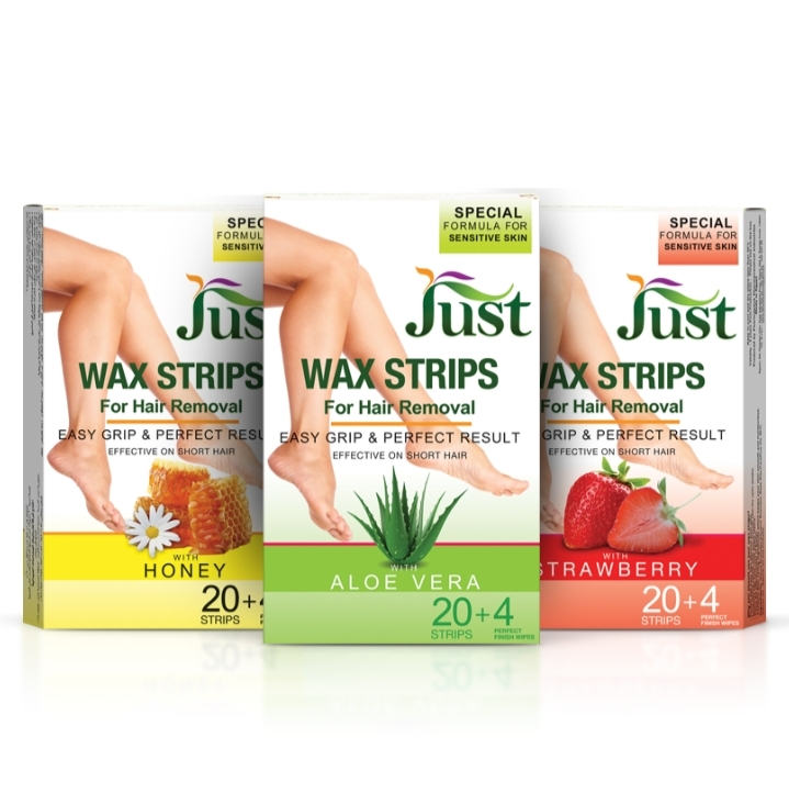 WAX STRIPS for hair remover