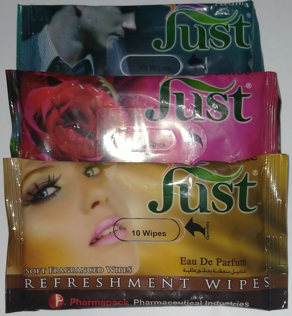 Just wet wipes (10)