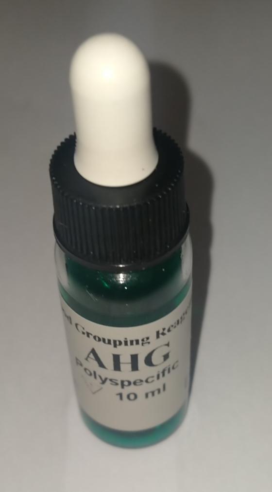 Anti Human Globulin (AHG) Bioclone