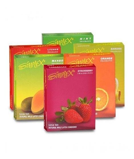SIMPLEX condom