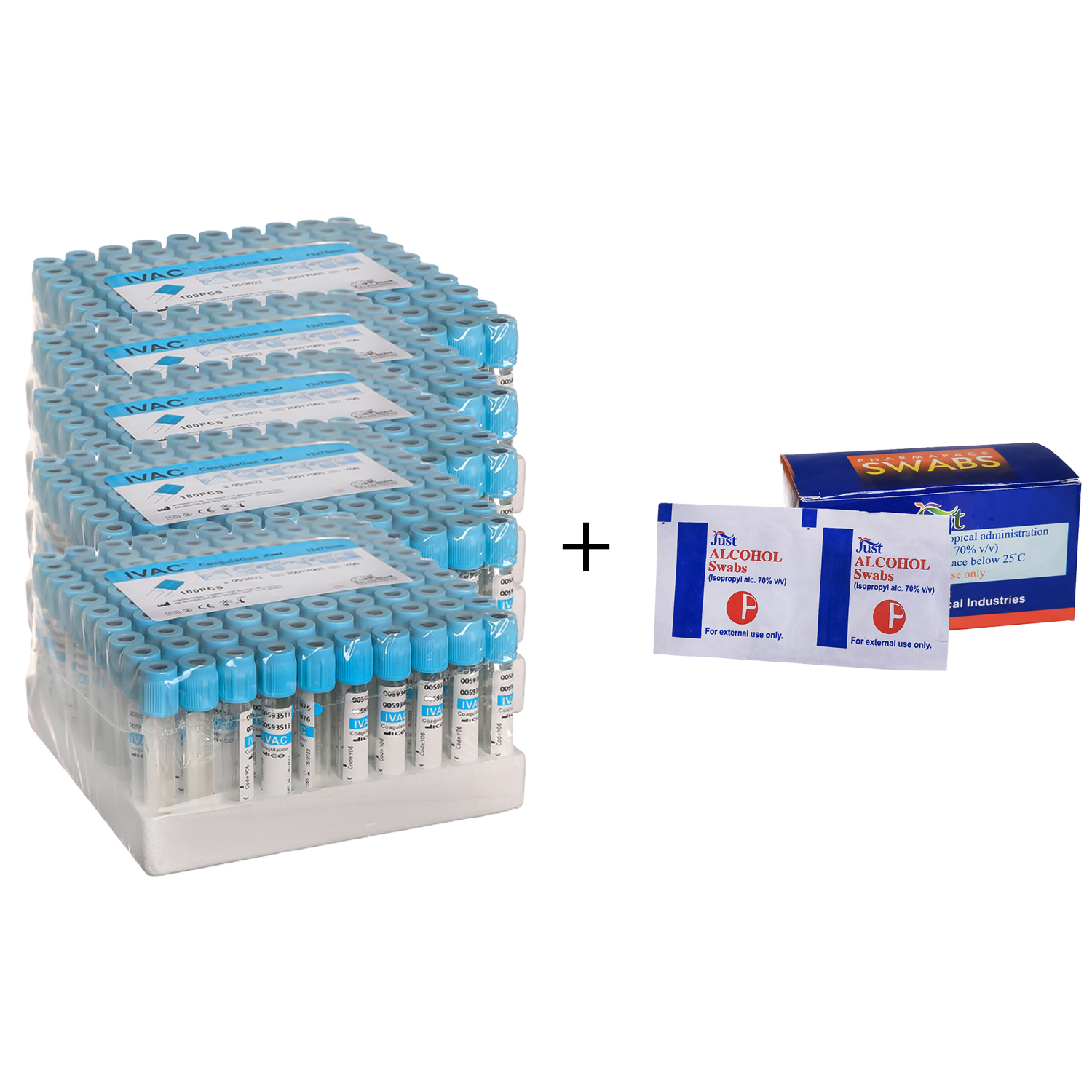 IVAC Vacutainer ( PT ) Offer