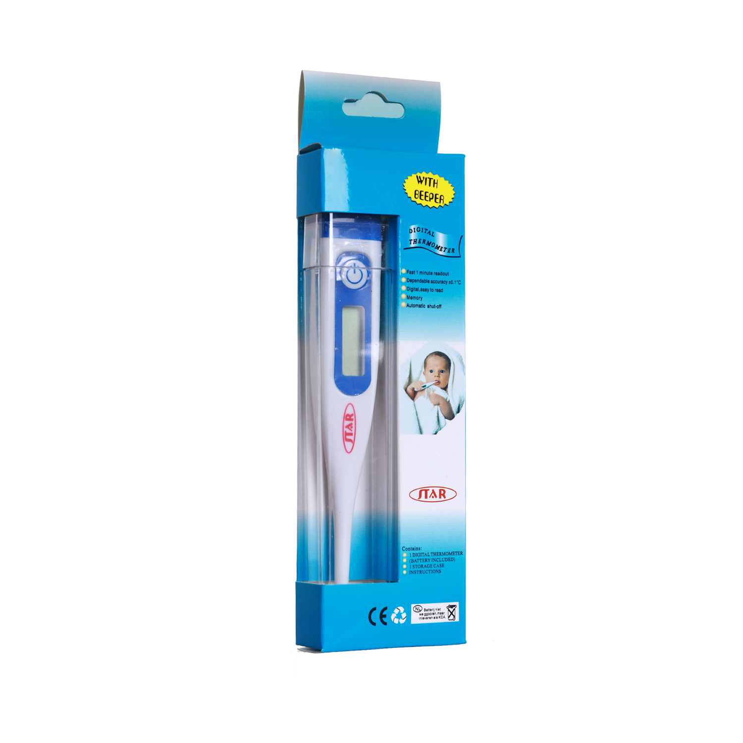 baby digital thermometer